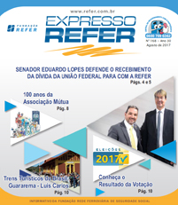 Expresso REFER 168